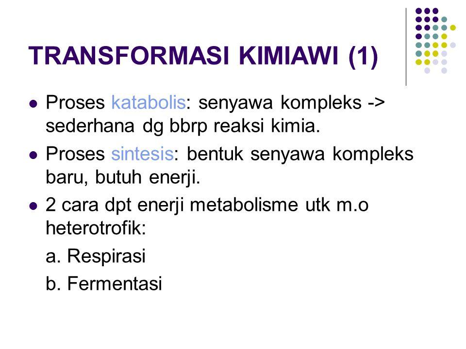 TRANSFORMASI KIMIAWI (1)