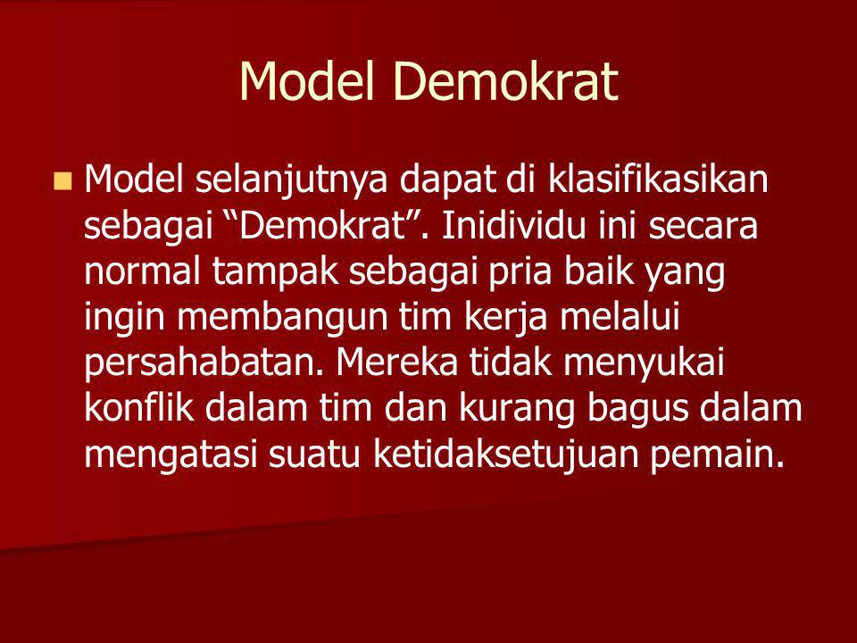 Model Demokrat