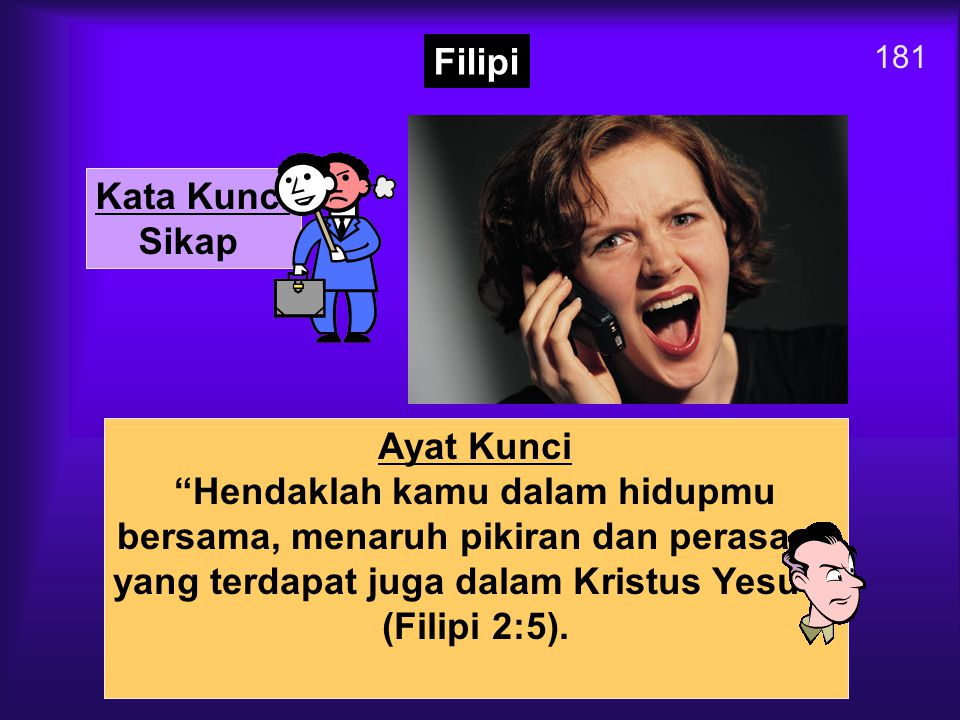 Filipi Kata Kunci Sikap Ayat Kunci