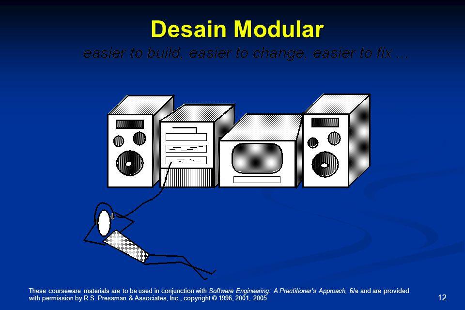 Desain Modular