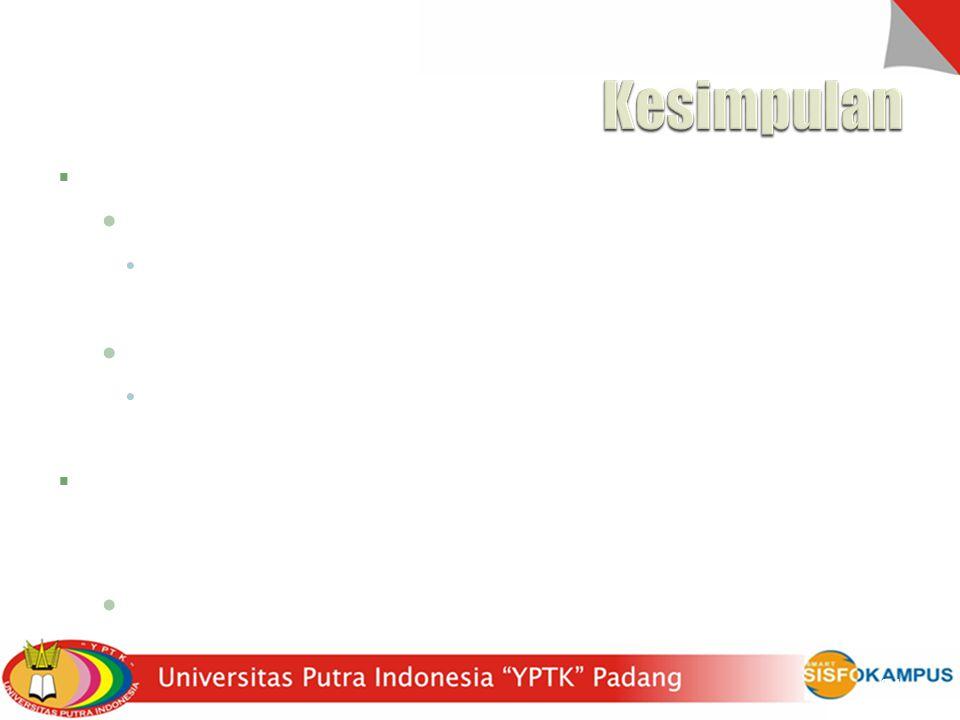 Kesimpulan Sistem Informasi Pemasaran (MKIS) Subsistem input