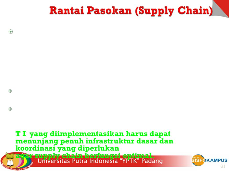 Rantai Pasokan (Supply Chain)