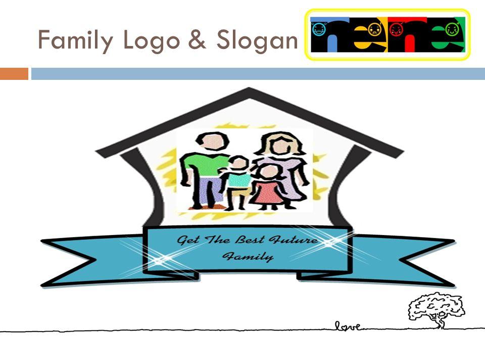 Family Logo & Slogan