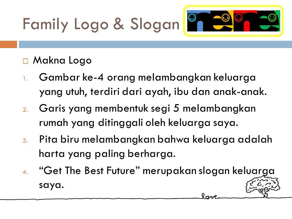 Family Logo & Slogan Makna Logo