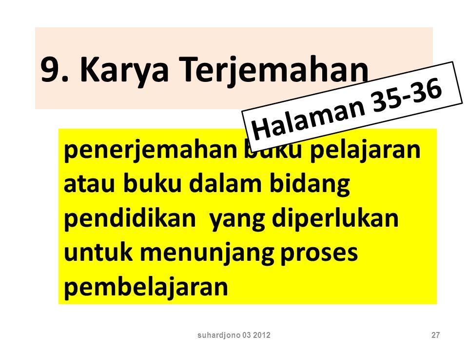 9. Karya Terjemahan Halaman 35-36