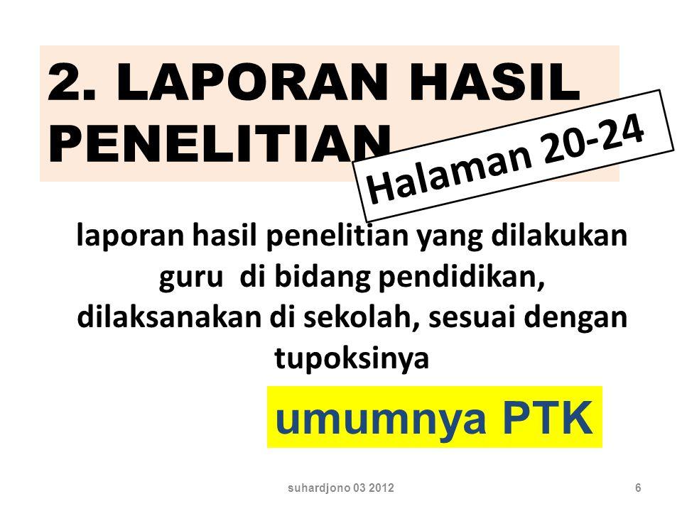 2. LAPORAN HASIL PENELITIAN