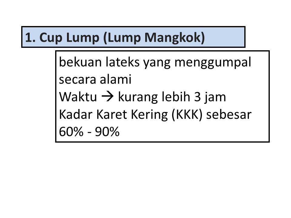 1. Cup Lump (Lump Mangkok)