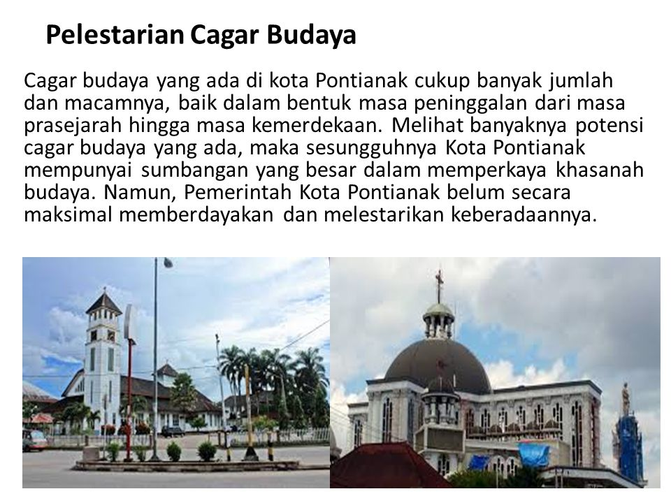 Pelestarian Cagar Budaya