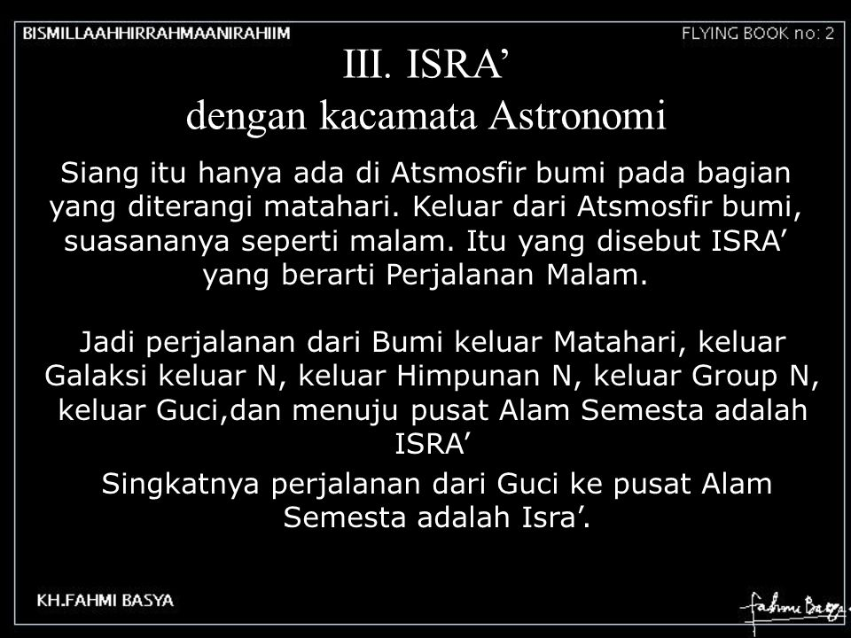dengan kacamata Astronomi