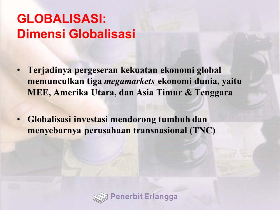 GLOBALISASI: Dimensi Globalisasi