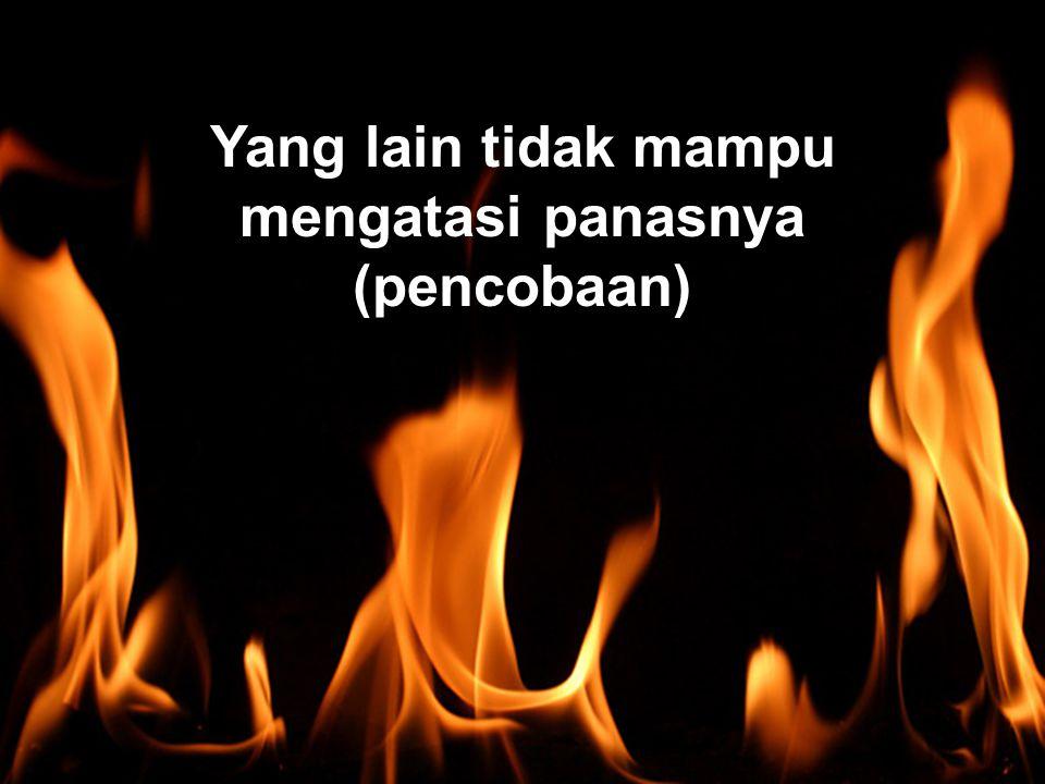 Yang lain tidak mampu mengatasi panasnya (pencobaan)