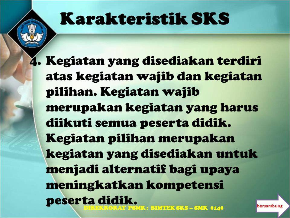 DIREKRORAT PSMK : BIMTEK SKS – SMK #14#