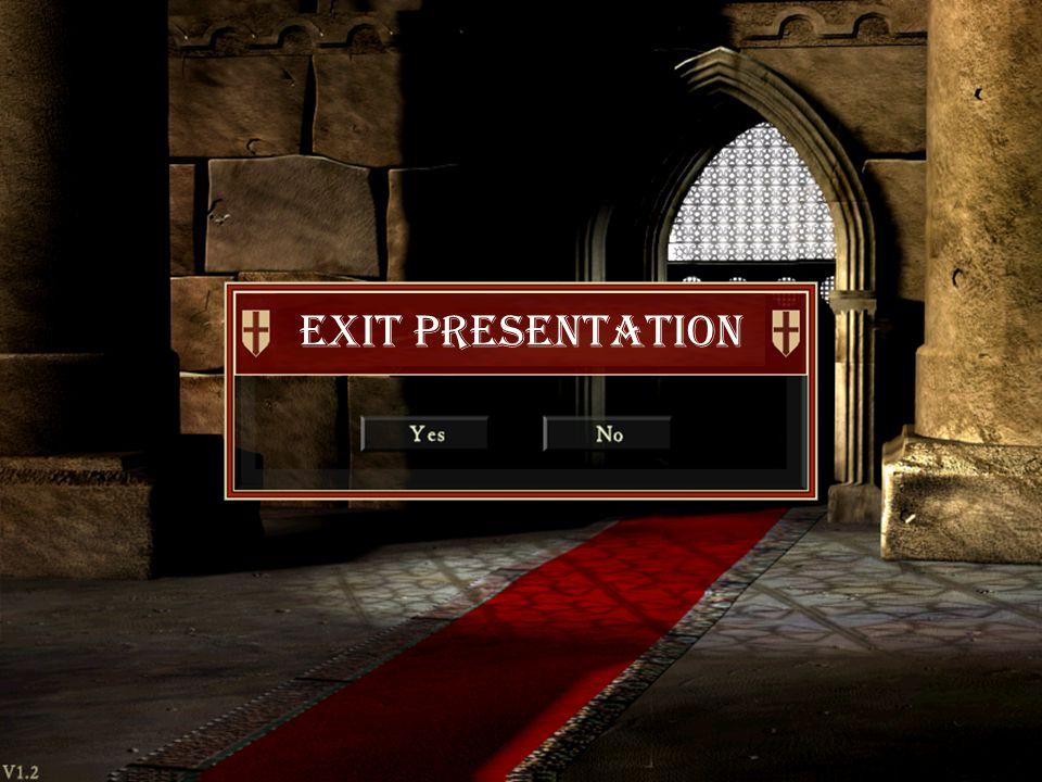 EXIT PRESENTATION