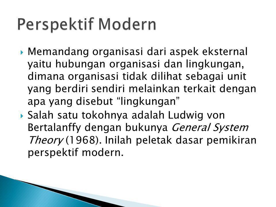 Perspektif Modern