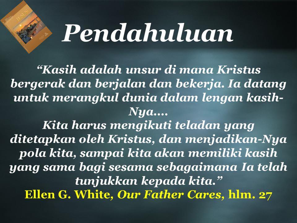 Ellen G. White, Our Father Cares, hlm. 27