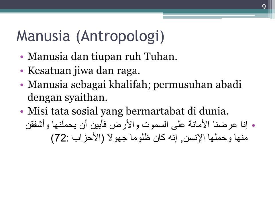 Manusia (Antropologi)