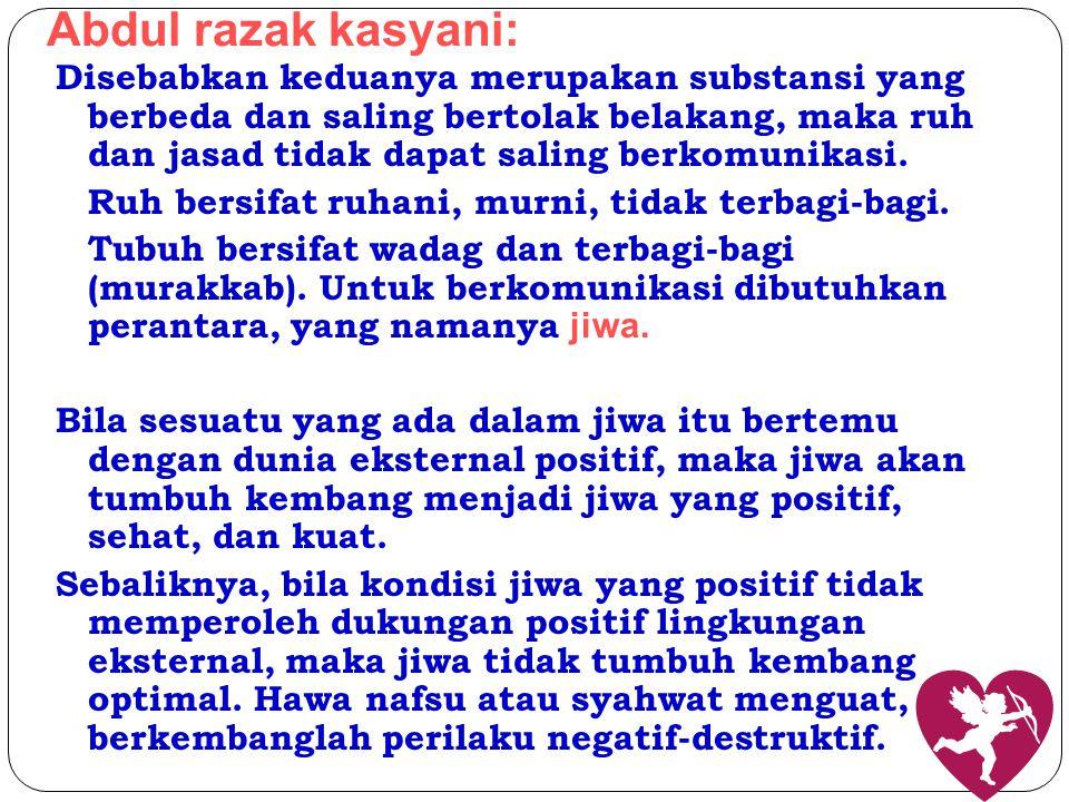 Abdul razak kasyani: