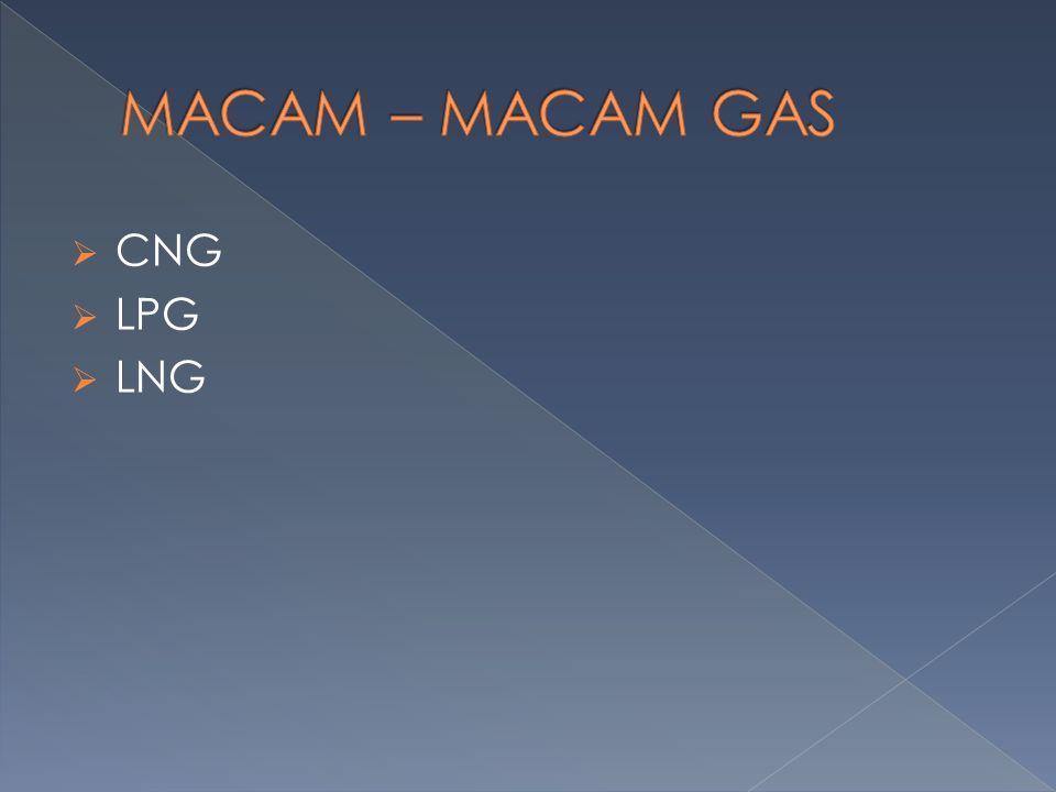 MACAM – MACAM GAS CNG LPG LNG