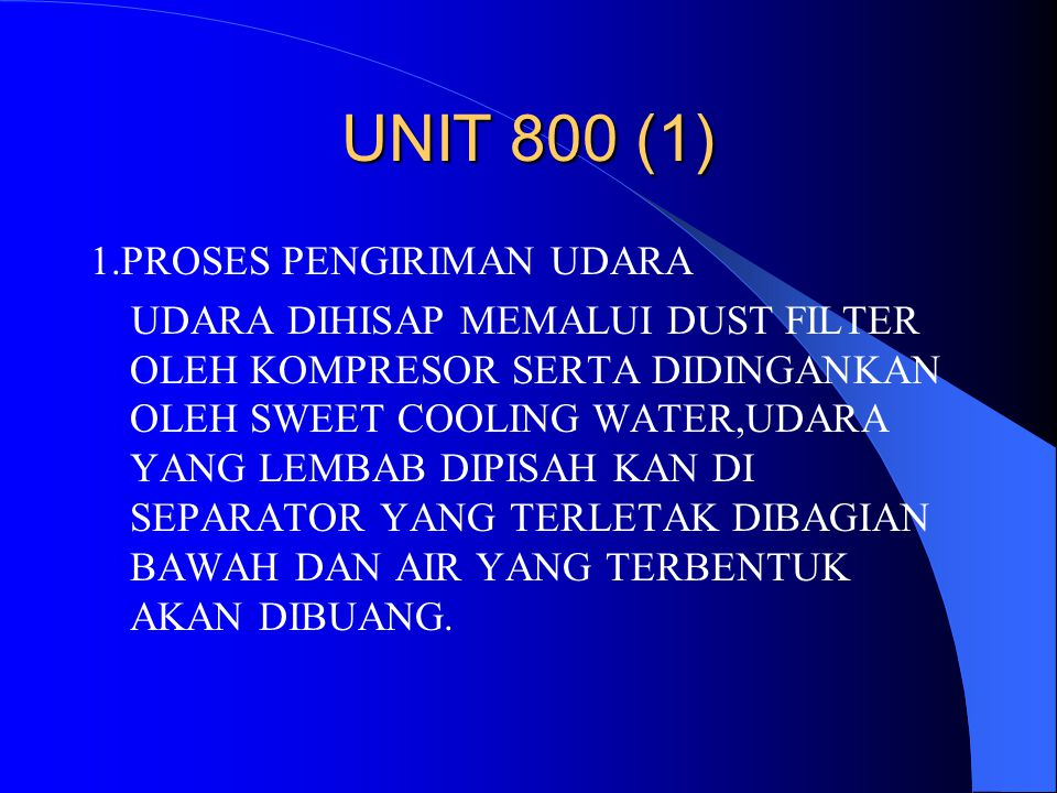 UNIT 800 (1) 1.PROSES PENGIRIMAN UDARA