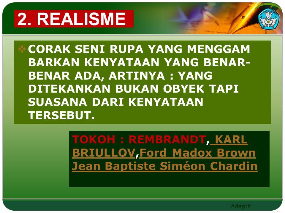2. REALISME