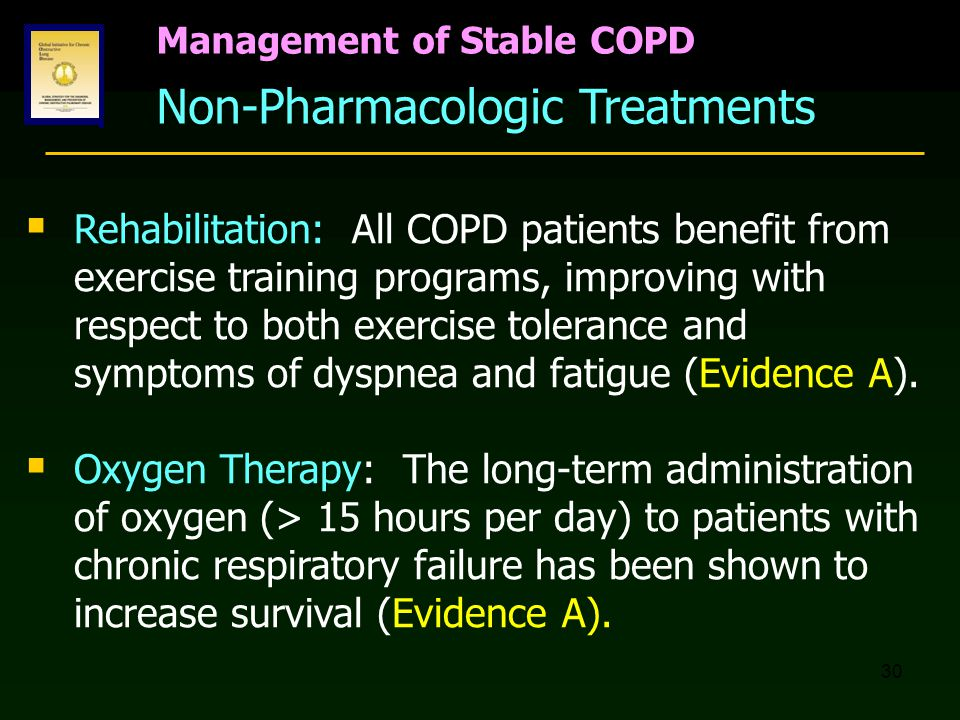 Non-Pharmacologic Treatments