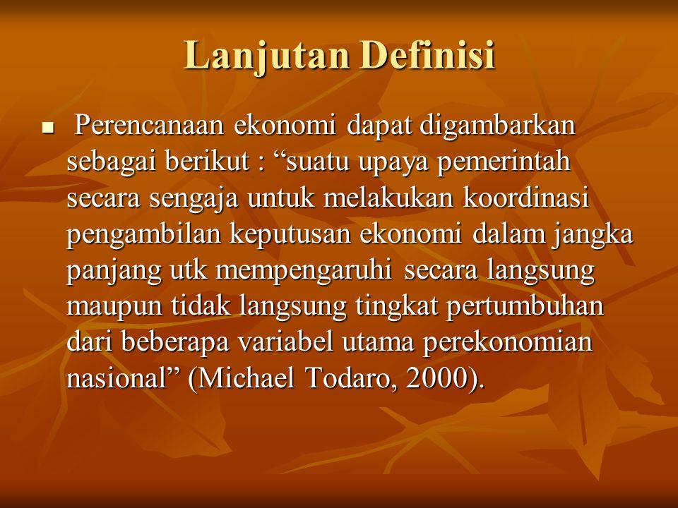 Lanjutan Definisi