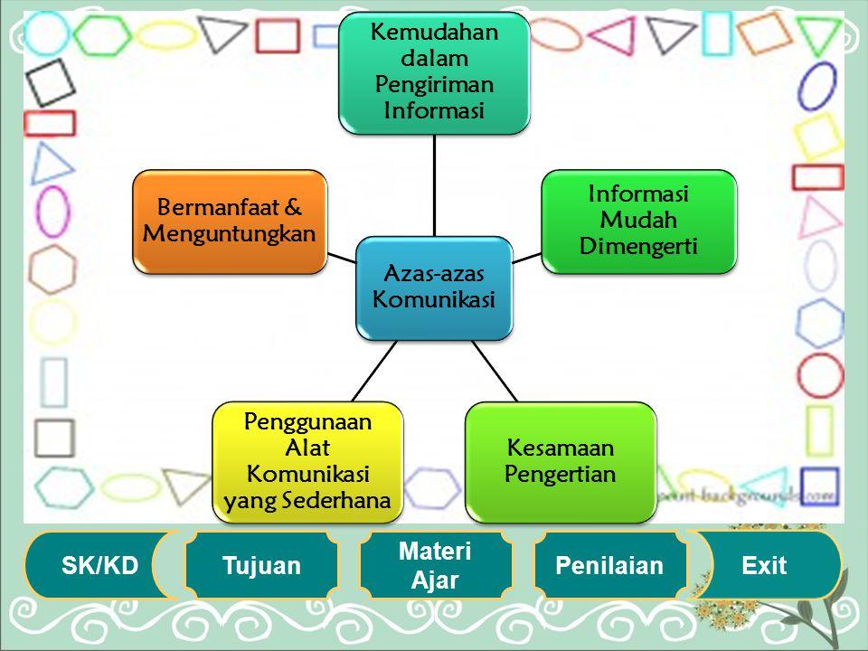 Kemudahan dalam Pengiriman Informasi