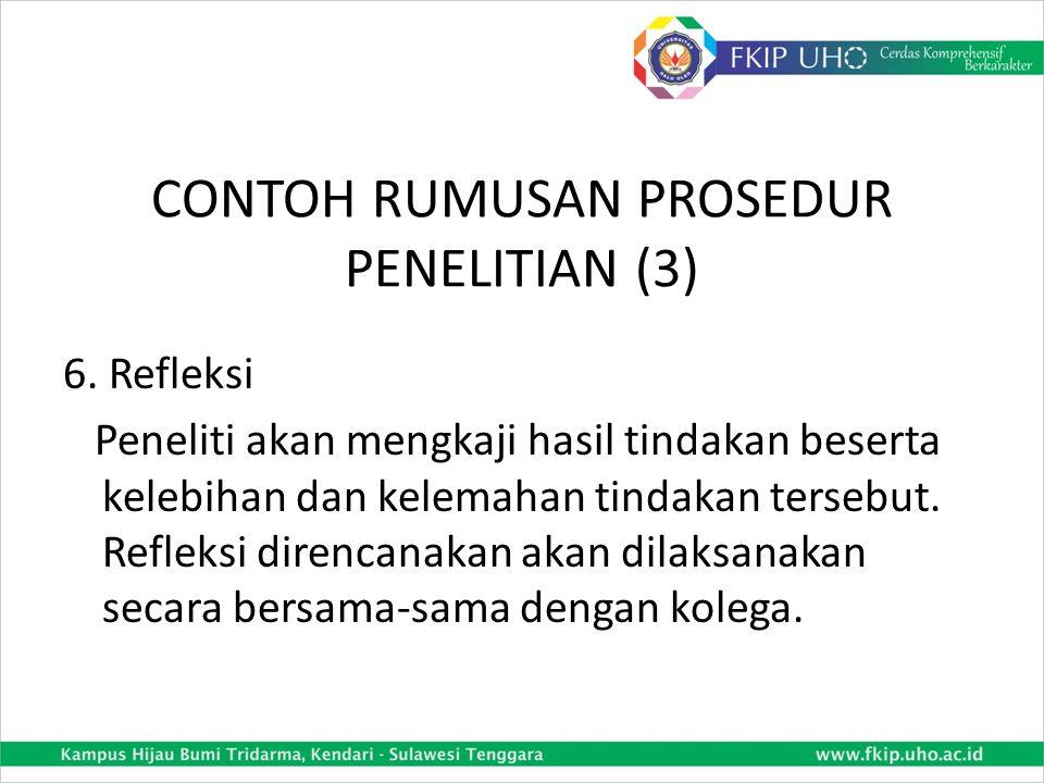 CONTOH RUMUSAN PROSEDUR PENELITIAN (3)
