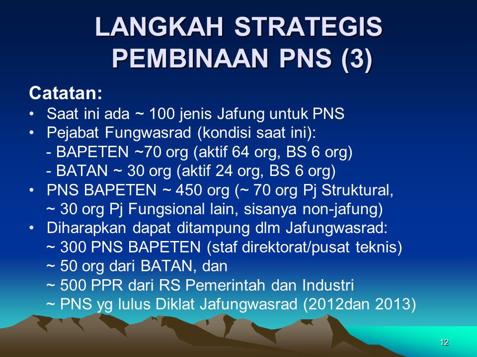 LANGKAH STRATEGIS PEMBINAAN PNS (3)