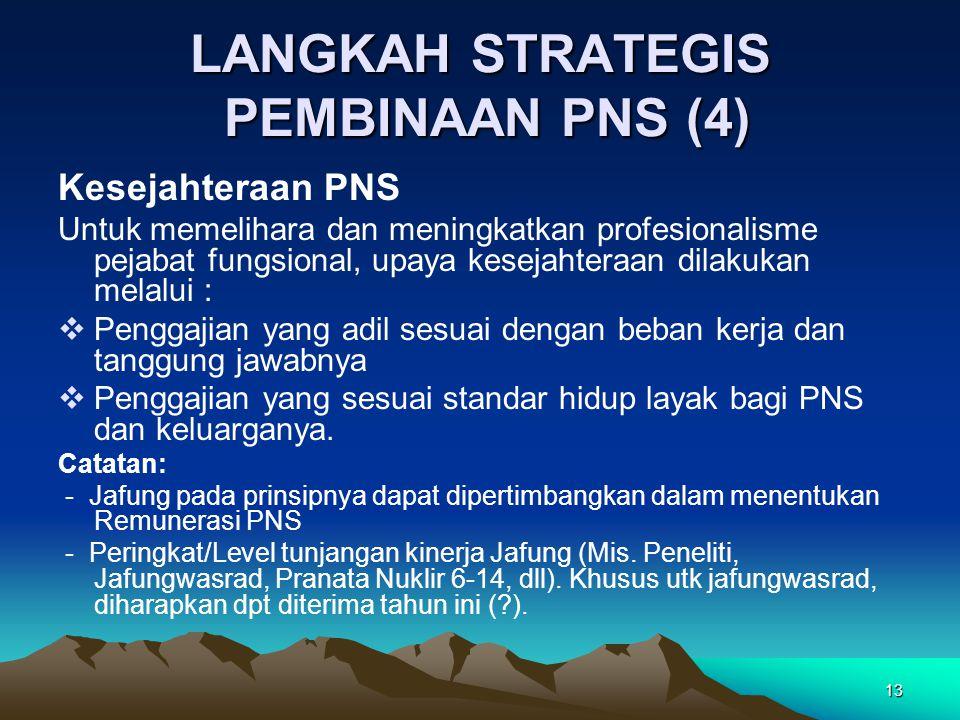 LANGKAH STRATEGIS PEMBINAAN PNS (4)