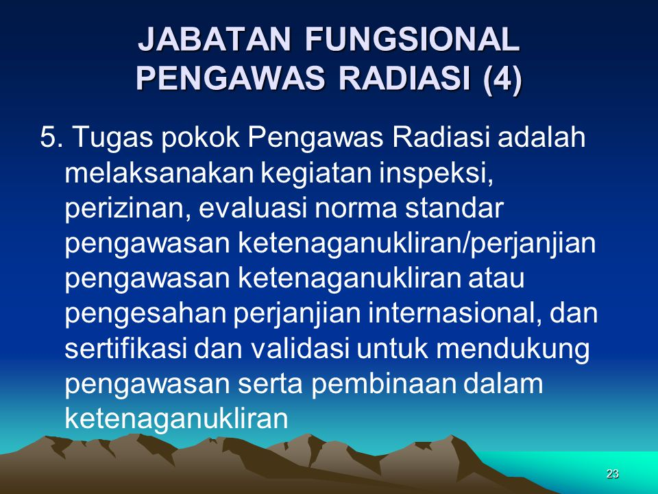 JABATAN FUNGSIONAL PENGAWAS RADIASI (4)