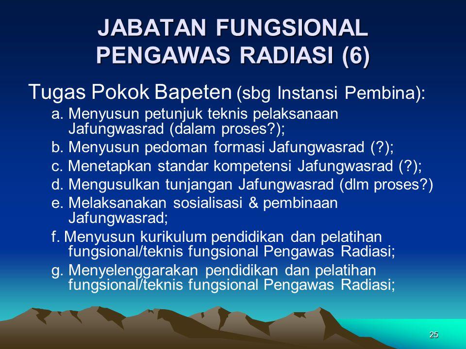 JABATAN FUNGSIONAL PENGAWAS RADIASI (6)