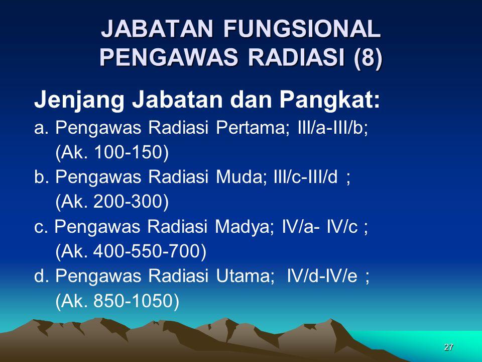 JABATAN FUNGSIONAL PENGAWAS RADIASI (8)