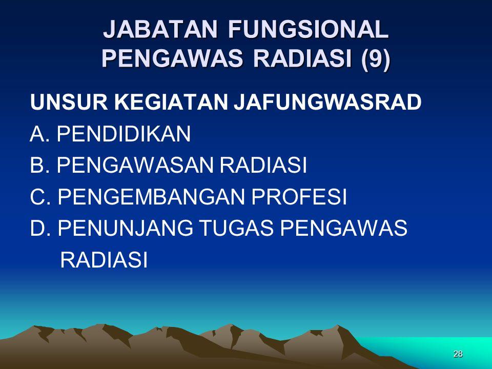 JABATAN FUNGSIONAL PENGAWAS RADIASI (9)