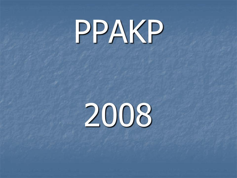 PPAKP 2008
