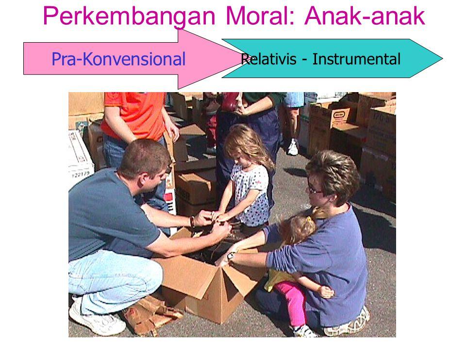 Perkembangan Moral: Anak-anak