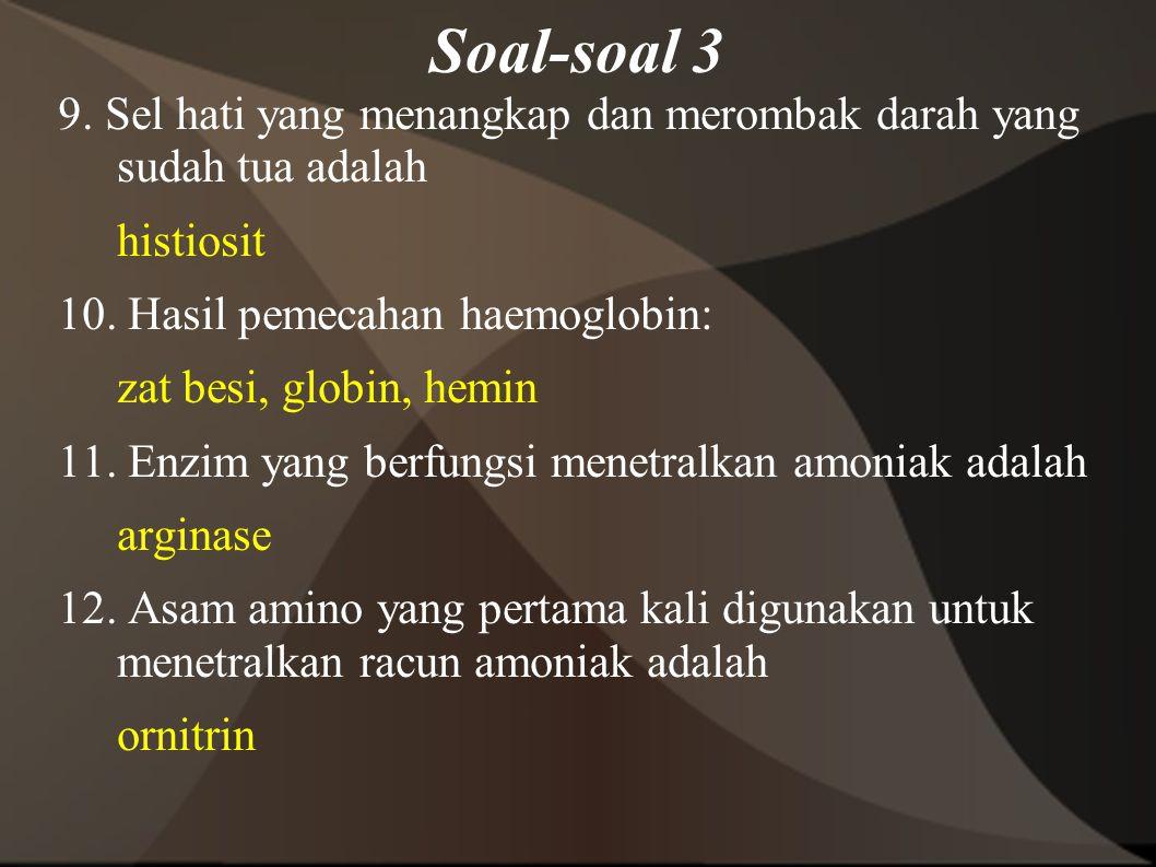 Soal-soal 3