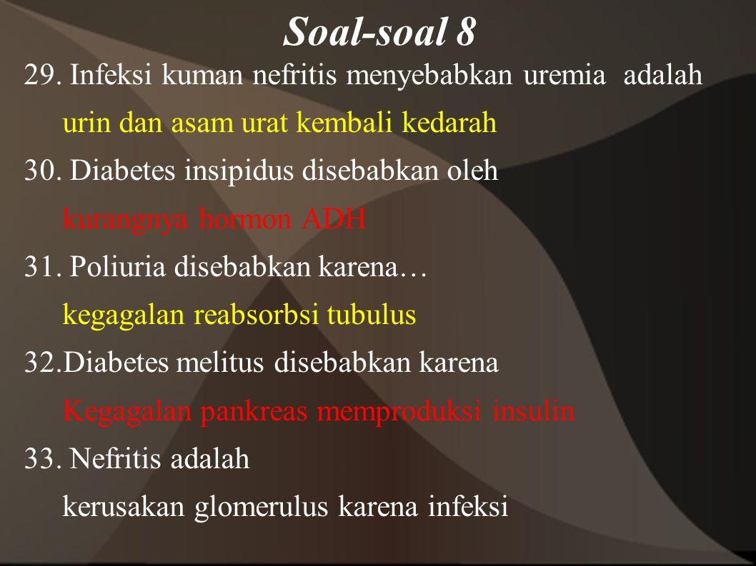 Soal-soal 8