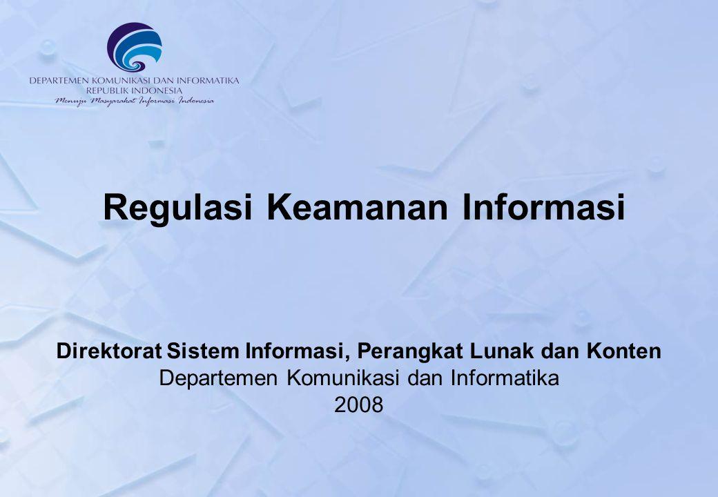 Direktorat Sistem Informasi, Perangkat Lunak dan Konten
