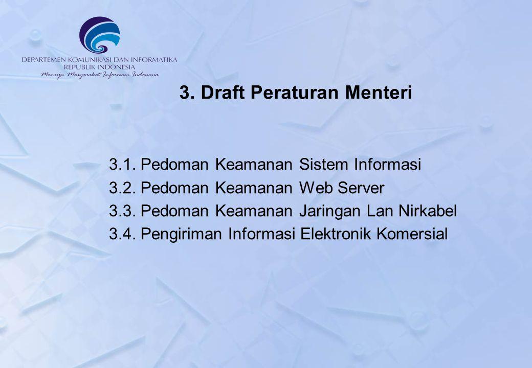 3. Draft Peraturan Menteri