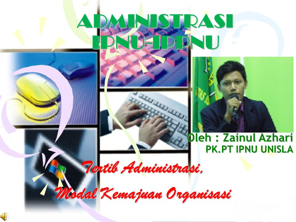 ADMINISTRASI IPNU-IPPNU