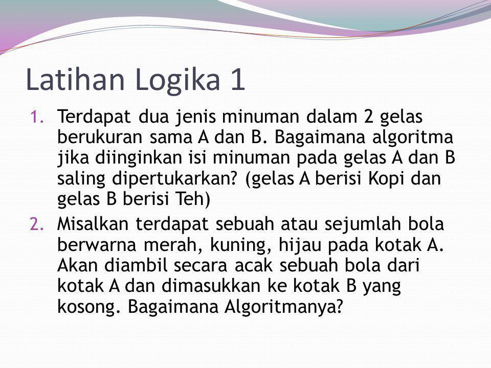 Latihan Logika 1