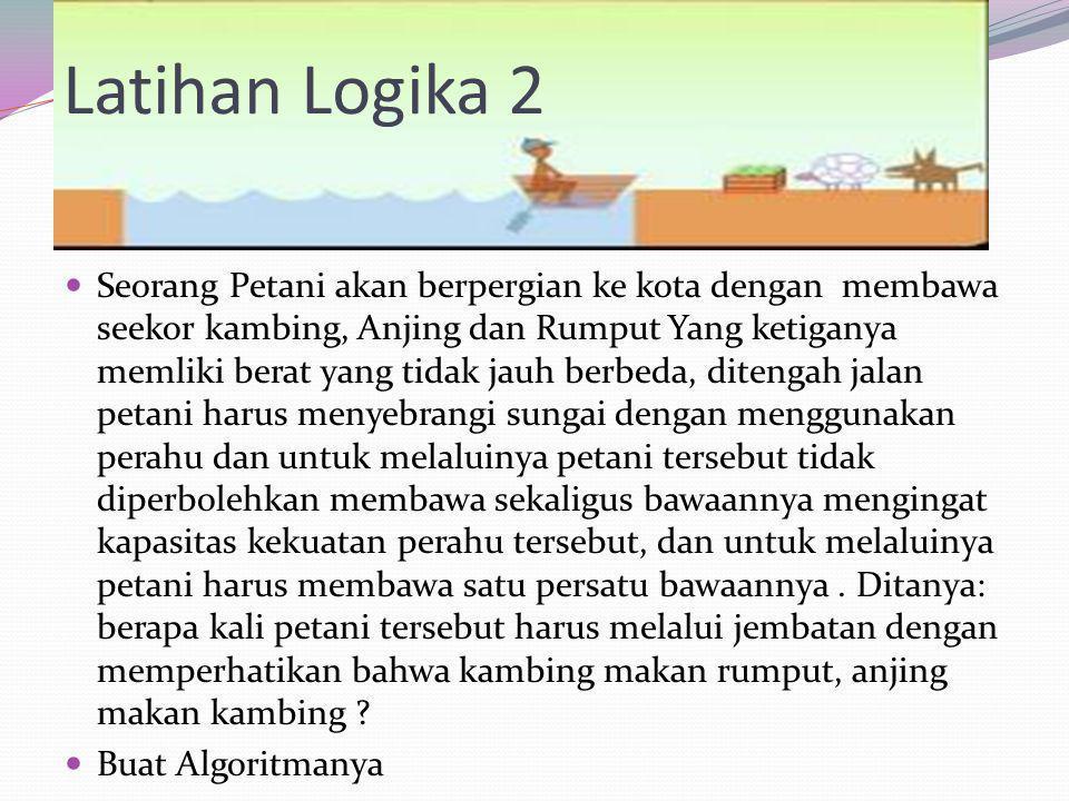 Latihan Logika 2