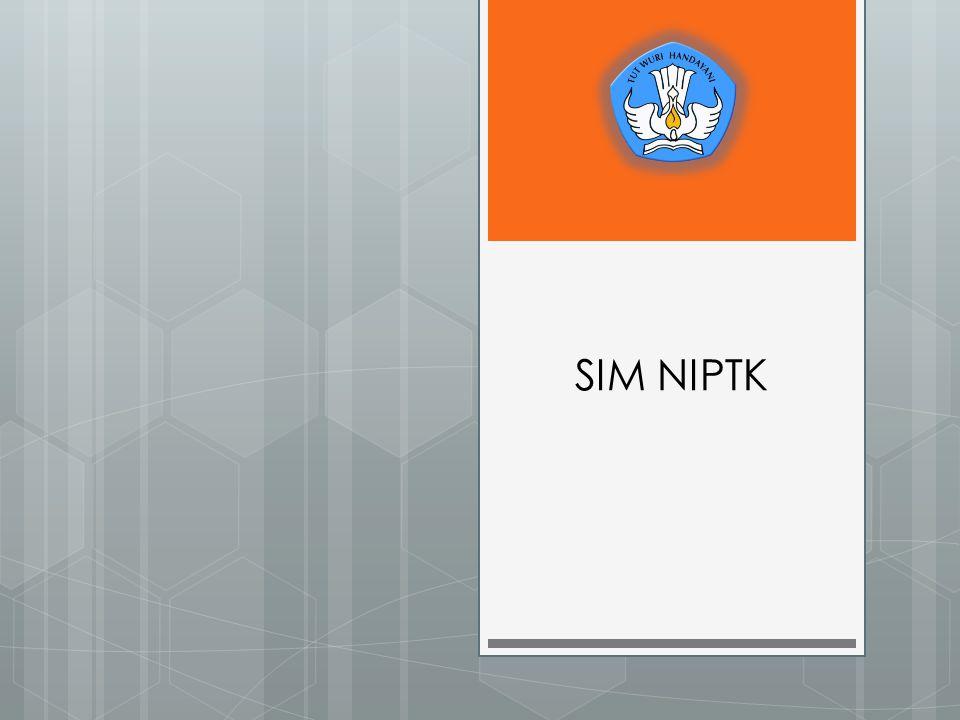SIM NIPTK
