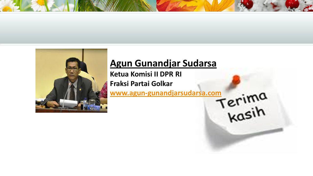 Agun Gunandjar Sudarsa