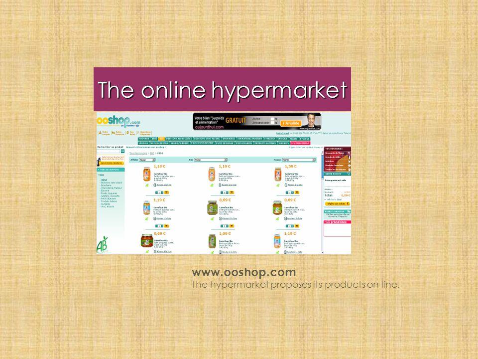 The online hypermarket
