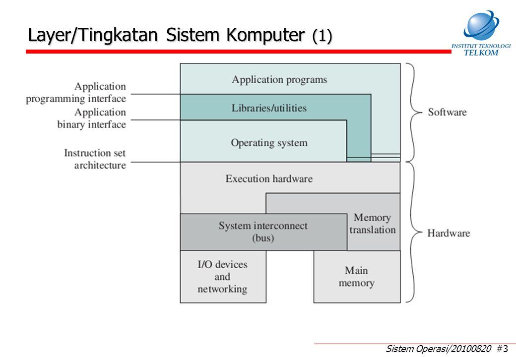 Layer/Tingkatan Sistem Komputer (2)