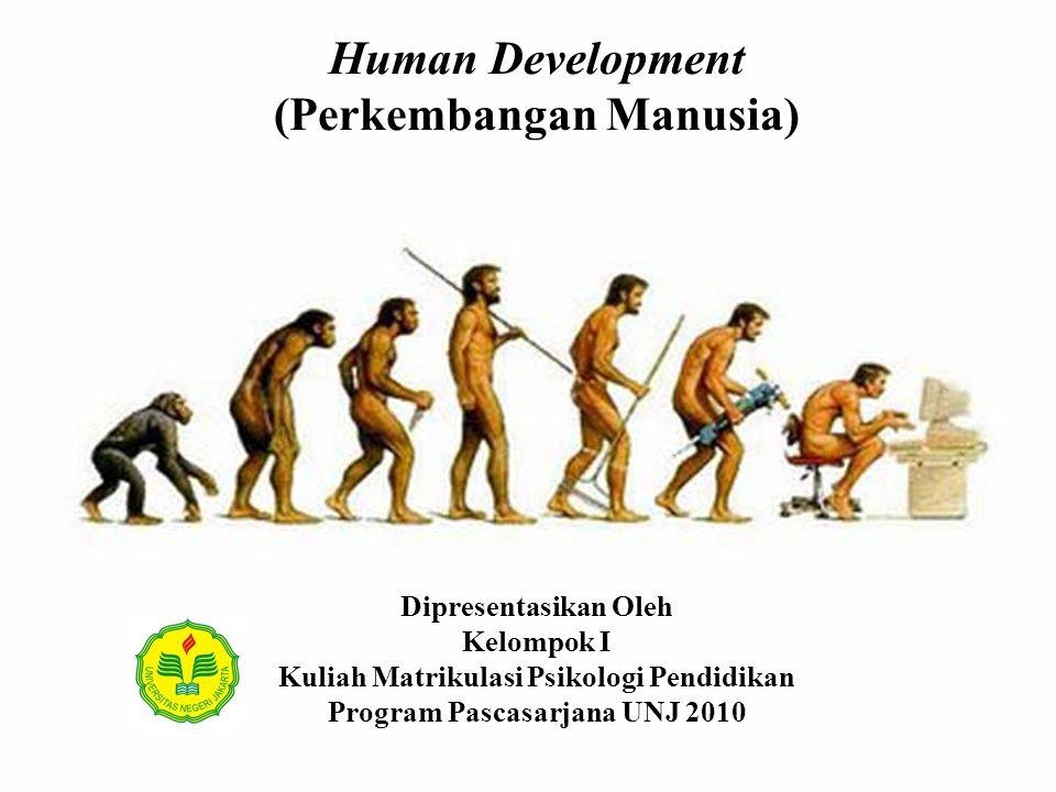 Human Development (Perkembangan Manusia)