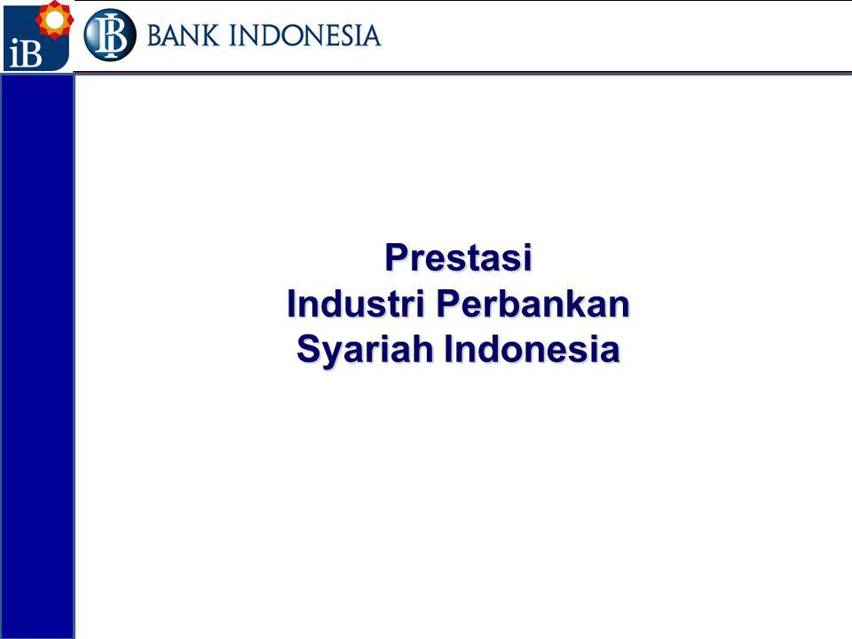Prestasi Industri Perbankan Syariah Indonesia