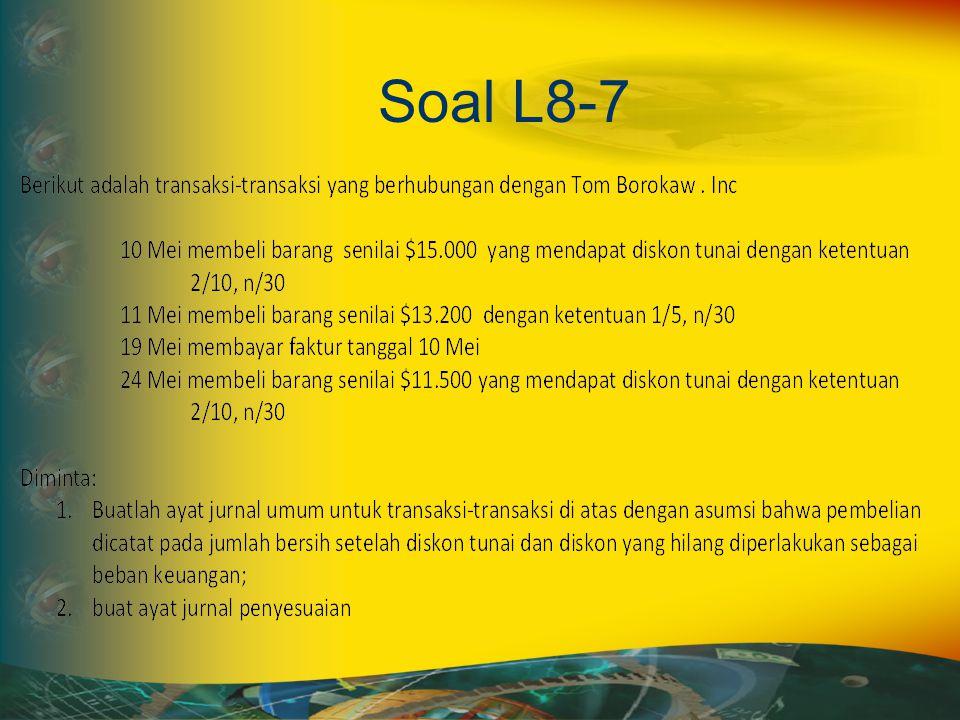 Soal L8-7